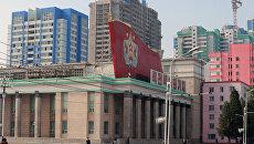 Центральный исторический музей Кореи в Пхеньяне. Архивное фото