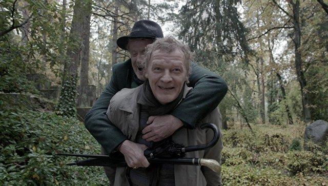 Кадр из фильма Ван Гоги