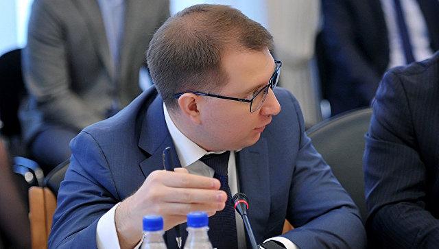 Министр Тверской области Виктор Шафорост. Архивное фото