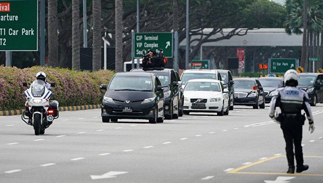 Четырех человек не пустили в Сингапур из-за предстоящего саммита