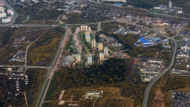 Жилой комплекс 23-го микрорайона в Зеленограде