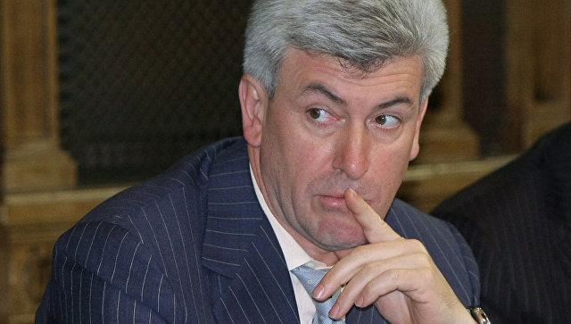 Председатель совета директоров ОАО Компания Усть-Луга Валерий Израйлит. Архивное фото