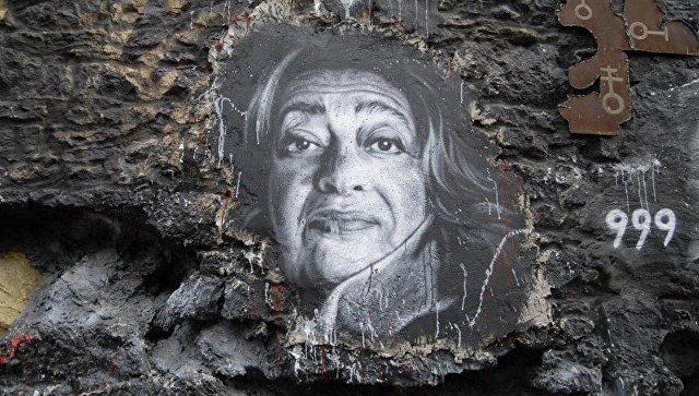 Портрет Захи Хадид