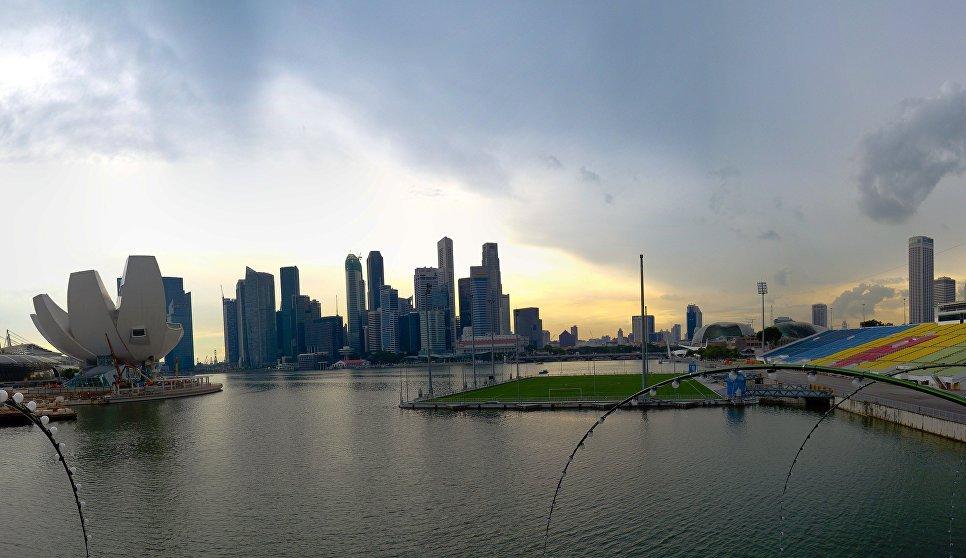 Стадион Marina Bay