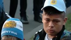 Прости нас, Месси! Реакция болельщиков на поражение сборной Аргентины