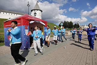 Будни городских волонтеров Казани