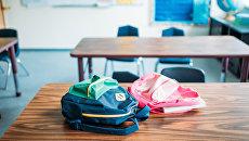 Школьные рюкзаки. Архивное фото