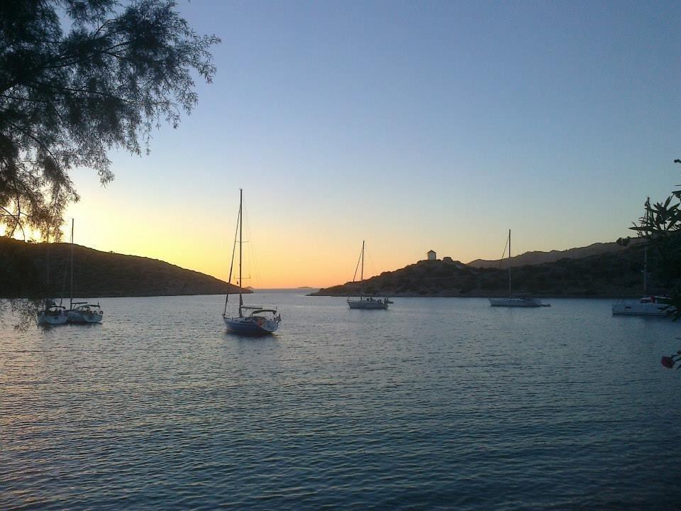 Бухта Панормитис, остров Сими.
