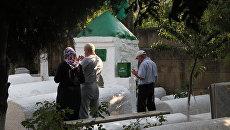 Место захоронения 40 сподвижников пророка Мухаммеда в Дербенте