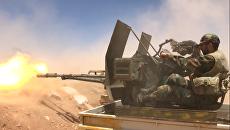Сирийский солдат. Архивное фото
