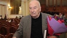 Бывший ректор Московской консерватории Борис Куликов. Архивное фото