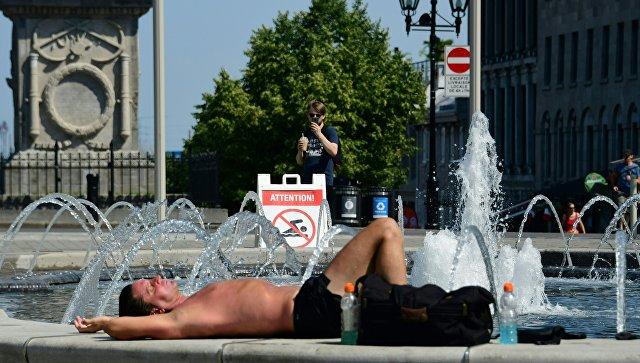 В Канаде число погибших от жары увеличилось до 50 человек