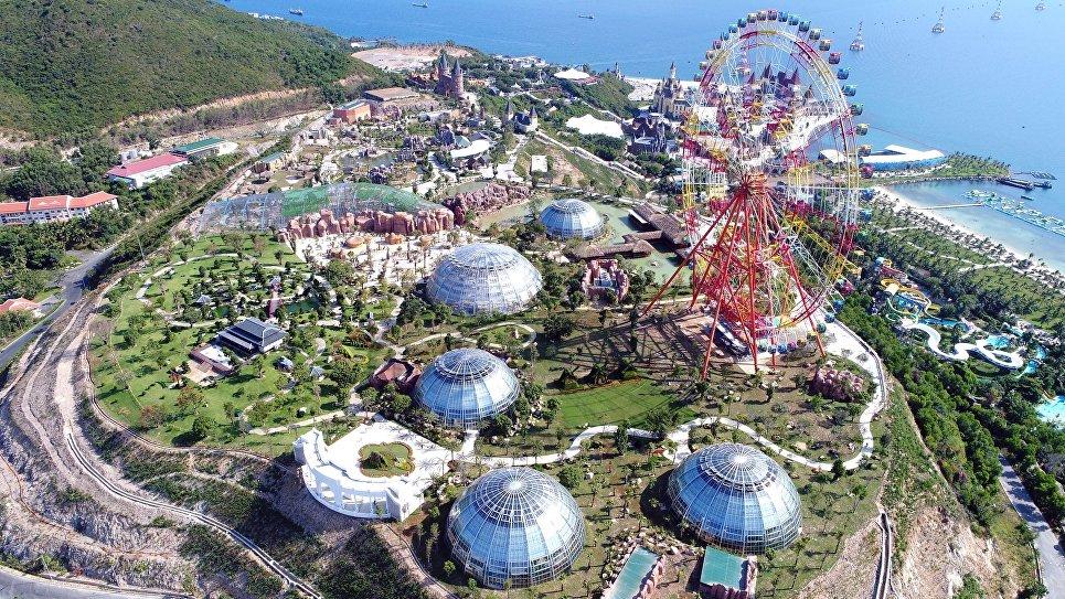 Парк развлечений Vinpearl Land в Нячанге