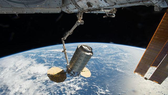 NASA перенесла запуск к МКС грузовика Cygnus