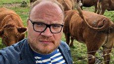 Журналист и писатель Олег Кашин