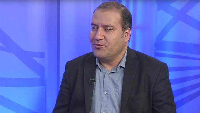 Руководитель сборной КВН Таджикистана Хайрулло Мирсаидов