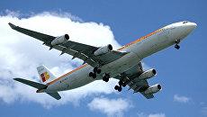 Самолет авиакомпании Iberia. Архивное фото