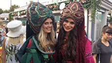 V Всероссийская ярмарка одежды