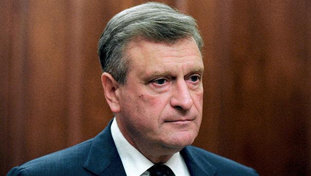 Врио губернатора Кировской области Игорь Васильев. Архивное фото