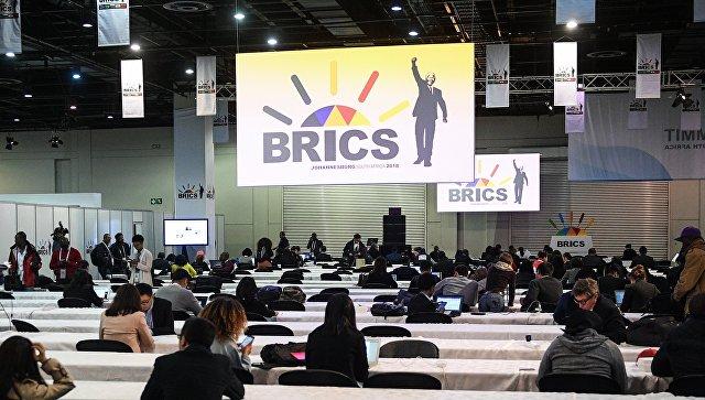 Саммит БРИКС в ЮАР. Архивное фото
