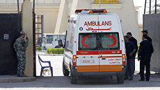 Восемь российских туристов пострадали в очередном ДТП в Египте