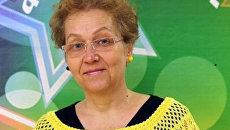 Художественный руководитель КДЦ Красногвардейский Людмила Глухова. Архивное фото