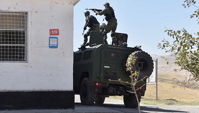 ВТаджикистане боевики «ИГ» готовили теракт против русской  военной базы