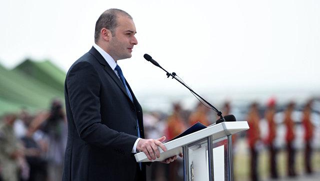 Премьер Грузии и советник Трампа обсудили ситуацию в регионе