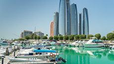 Абу-Даби. Архивное фото