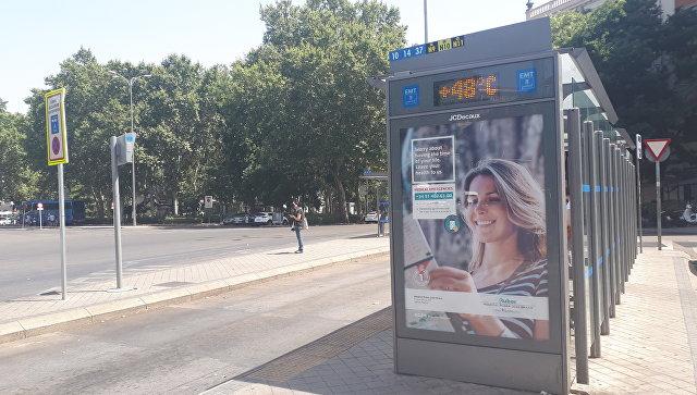 В Испании число погибших от жары возросло до десяти человек