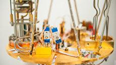 Криостат лаборатории сверхпроводящих материалов НИТУ МИСиС