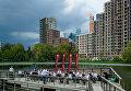 Открытие программы Военные оркестры в парках состоялось 19 мая