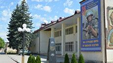 Столица Южной Осетии город Цхинвал. Архивное фото