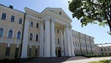 Здание Следственного комитета Республики Беларусь. Архивное фото