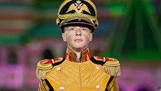 Начальник Центрального военного оркестра Министерства обороны РФ Сергей Дурыгин