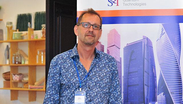 Павел Бунык, главный конструктор архитектуры процессоров компании D-Wave