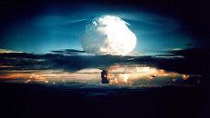 Испытание термоядерного взрывного устройства в США. Архивное фото