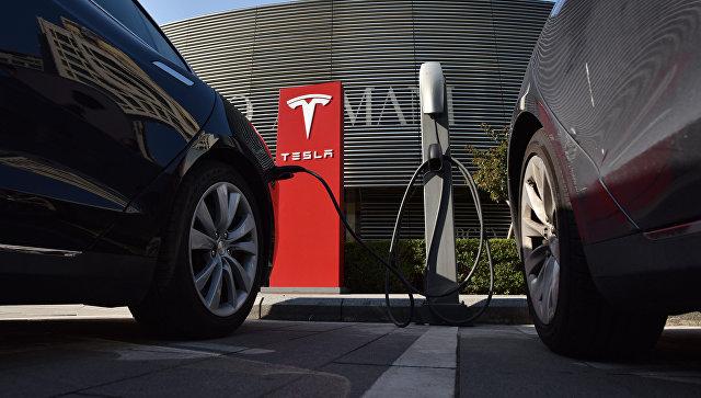На заводе Tesla в Калифорнии произошел пожар
