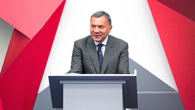 Юрий Борисов. Архивное фото