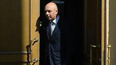 Заместитель председателя правительства РФ – министр финансов РФ Антон Силуанов. Архивное фото