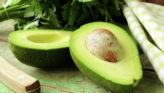 Авокадо. Архивное фото