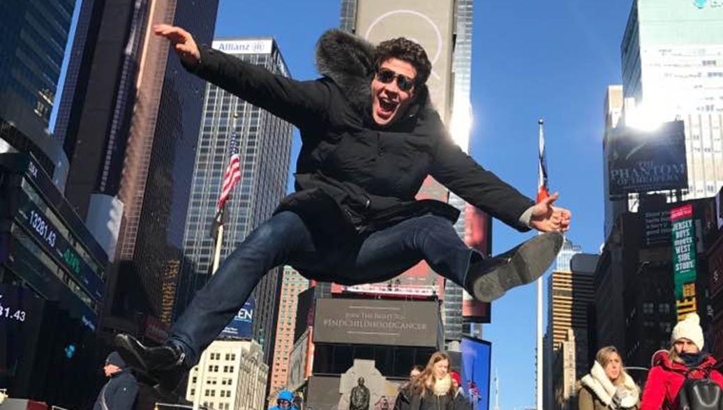 Денис Мацуев в Нью-Йорке