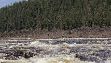 Река Вилюй в Якутии. Архивное фото