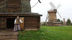 Музей деревянного зодчества и крестьянского быта в Суздале