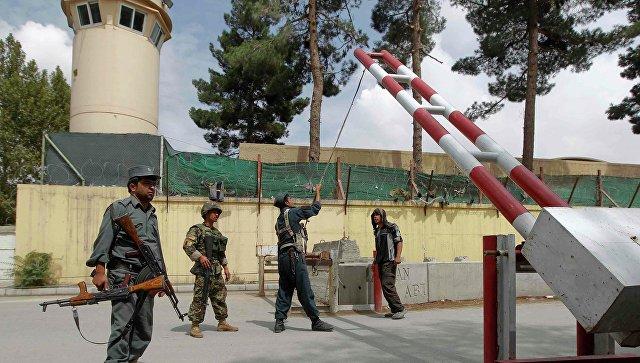 ВАфганистане умер американский военнослужащий