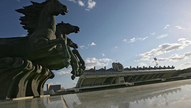 Конноспортивный комплекс Битца в Москве