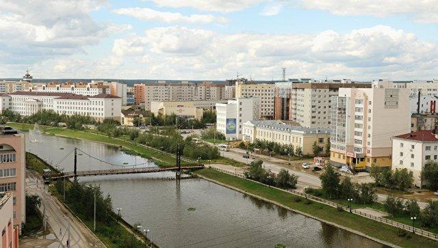 Города России. Якутск