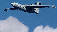Самолет-амфибия А-40 (Альбатрос). Архивное фото