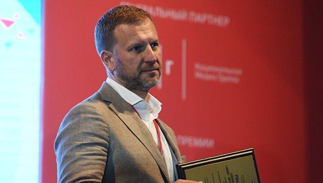 Глава дирекции по коммуникациям и связям с общественностью МИА Россия сегодня Петр Лидов-Петровский. Архивное фото
