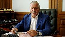 Руководитель департамента по делам гражданской обороны, чрезвычайным ситуациям и пожарной безопасности Москвы Юрий Акимов